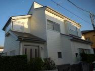 千葉市若葉区N様邸 屋根外壁塗装・水廻り改修工事