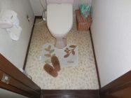 鎌ヶ谷市M様邸 トイレ改修工事